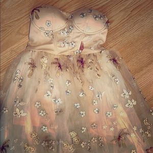 Vici Dolls gown